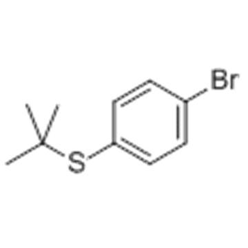 1-BROMO-4-(TERT-BUTYLSULFANYL)BENZENE  CAS 25752-90-3