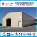 Bureau préfabriqué léger de structure en acier et atelier et entrepôt