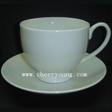 Tasse et soucoupe (CY-P513)