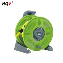 A18 Portable Manual Flexible Garden Hose Reel Cart for Gardening Outdoor and Car Washing