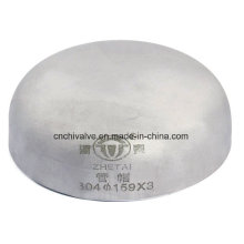 Stainless Steel Fittings Butt Weld Cap