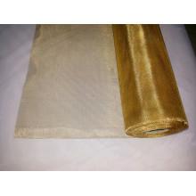 Malha de arame de bronze durável e resistente a álcalis