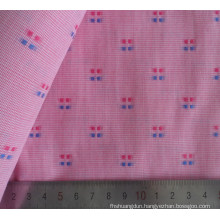 100% Cotton Cutout Cloth Woven Fabric
