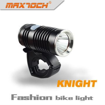 Maxtoch cavaleiro Cree 18650 alto brilho Bike luz