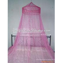 Canopy de encaje y lentejuelas