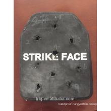 Quality Test NIJ III Ceramic ballistic plates