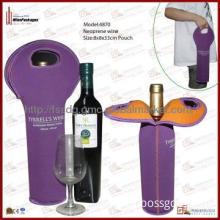 Neoprene Wine Pouch Wine Box