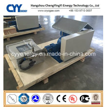 Cyyp 54 Uninterrupted Service Large Flow and High Pressure LNG Liquid Oxygen Nitrogen Argon Multiseriate Piston Pump