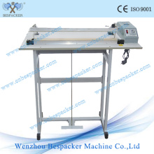 Machine commune de type Sealer simple de pied