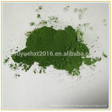 pigmento en polvo pintura de cromo Óxido de cromo verde