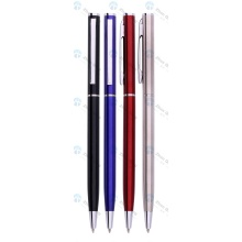 Kualiti Top Quality Slim Hotel Pen Metal