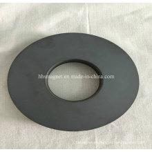 Anillo magnético duradero permanente de la ferrita (Y35 D86 * d32.5 * 10.8mm)