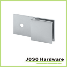 Стенка к стеклянному кронштейну для крепления прямоугольного стекла на 180 градусов (BC201-180)