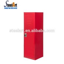 Armario rojo para el armario del dormitorio de los niños