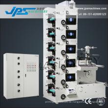 Automatische Etiketten-Flexo- / Flexodruckmaschine (Druckmaschine)