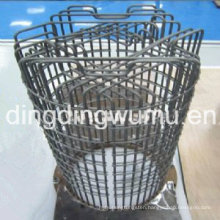 Wolfram Birdcage Heater for Sapphire Crystal Growth Vacuum Furnace