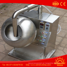 Máquina de revestimento do açúcar do amendoim da máquina de revestimento do alimento