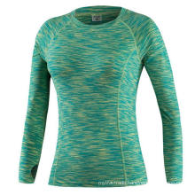 Quick Sweat Long Sleeves Women Fitness Sport T-Shirt