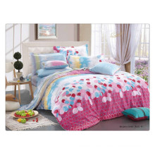 Beautiful luxury 40s 128*68 pigment printing 100% cotton printed duvet covers