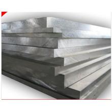 Feuille d'aluminium pour les alliages d'outillage en aluminium