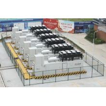MTU Diesel Power Plant