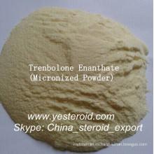 El levantamiento de pesas complementa los esteroides Trenbolone Enanthate (Parabolan)
