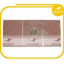 FEITEX colorido 100% algodón Fabirc / tela de teñido para el vestido del damasco Tela africana del telar jacquar del algodón teñido brocado de Guinea