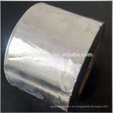cinta de butilo de aluminio tejida a prueba de agua