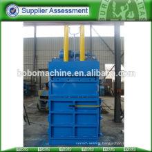 hydraulic single chamber baler