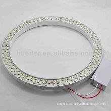 El fabricante original 10-11w Smd llevó la iluminación del anillo