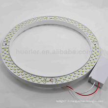 Fabricant d'origine 10-11w Smd Led Ring Lighting