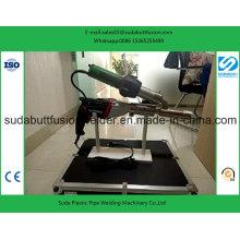 Máquina de solda portátil Sudj3400-a da extrusora para hastes