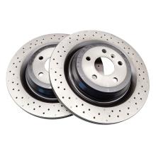 Hot selling auto brake parts BRAKE DISC For Mitsubishi L200 K74T K96 K75T K94