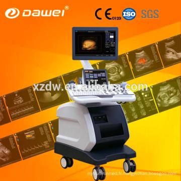 scanner 4D échographe scanner prix couleur doppler ecografos avec main libre 3d & 4D USG prix
