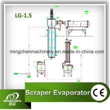 Évaporateur chimique Scraper Evaporateur