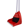 Durable Hot Sales New PVC Long Handled Plastic Folding Dustpan and Broom Set