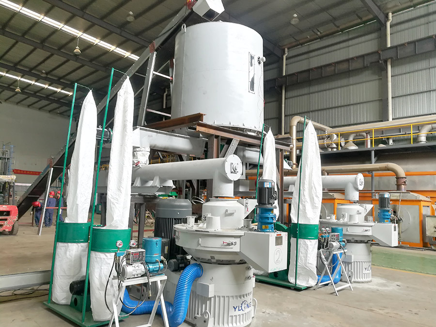 bana grass pellet making machine