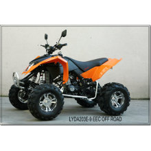 Cool Sport ATV 250CC With EEC