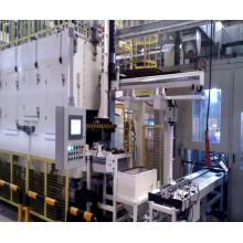 Die Aluminiumreinigungsanlage