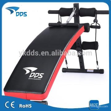 NOVA linha de vida curvo ginásio fitness, como visto na cadeira de Aguiar tv