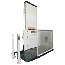 CE 1-16m 200kg home elevator 3 floor home elevator lift small