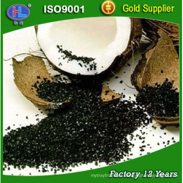 Precio de carbón activado de cáscara de coco y nuez en kg