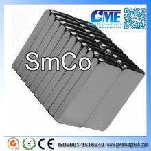 """F1/2""""X1/4′′x1/16"""" Blocks SmCo Samarium Cobalt Magnet"""
