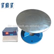 Aparelho elétrico da tabela de fluxo do almofariz do cimento TB-T-BOTA TBTNLD-3