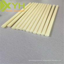 9mm Beige Plastic ABS Rod
