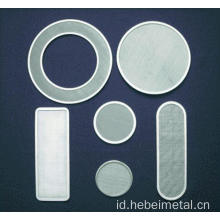 304 Stainless Steel Muti-Lapisan Mesh Filter Disc