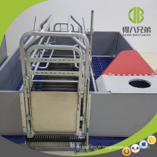 Stylos de mise bas de porc d'équipement de galvanisation d'immersion chaude