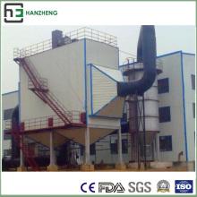 Amplio espacio del tratamiento electrostático de flujo de aire del horno de colector-frecuencia