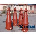 Equipamento do ciclone de Xinhai, introdução pequena do grupo do preço do hidrociclone