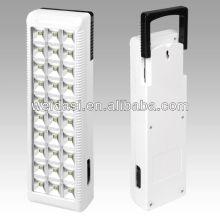 Novo 30 LED recarregável luz de emergência